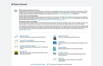 How To Submit an iOS App to the App Store - Visit iTunes Connect to Get Started