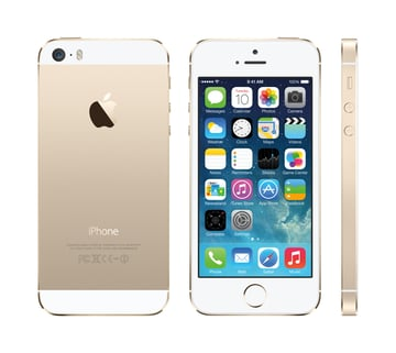 The most important changes of the iPhone 5S are under the hood.