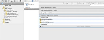 Adding the libxml2 library to an Xcode 4 project