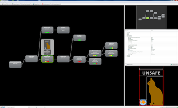 Screen #2: Inspecting FrameLayout Contents (top of application-level hierarchy)