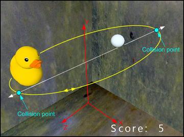 Collision Points
