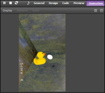 Animating The Game