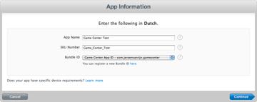 App Information