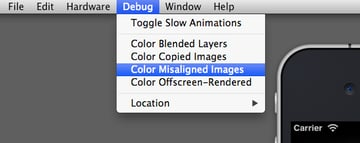 Realtime View Coloring