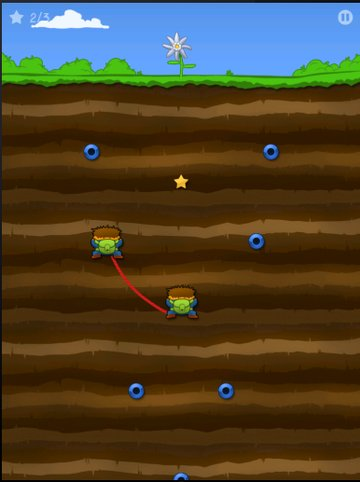 iPhone Open-Source Games: Climbers