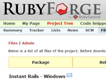 Instant Rails Download