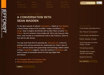 Jeff Croft's Website