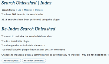 Search Unleashed