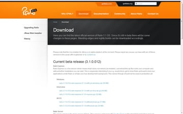 Download Railo Express