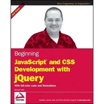 <br /> Beginning JavaScript and CSS Development with jQuery