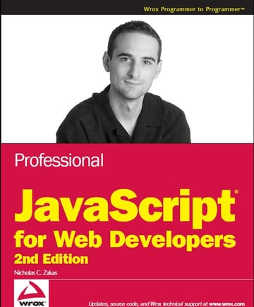 Professional JavaScript for Web Developers, 2nd Edition