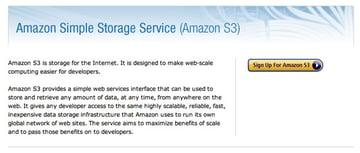 Amazon Simple Storage Service S3