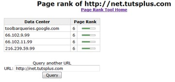 PageRank Tool