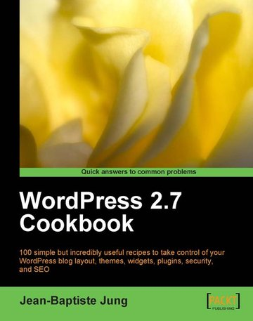 WordPress Cookbook