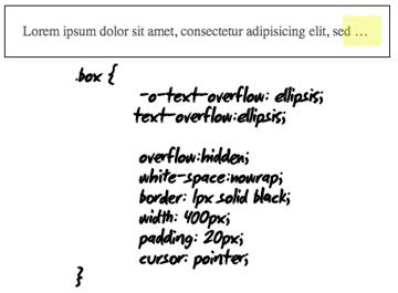 Text-Overflow
