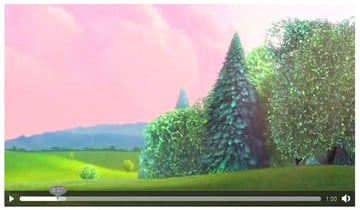 HTML5 Video Player of Firefox