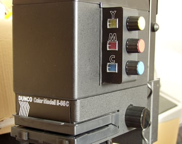 Image Credit: Dunco Model II Color Enlarger by Frank Gosebruch