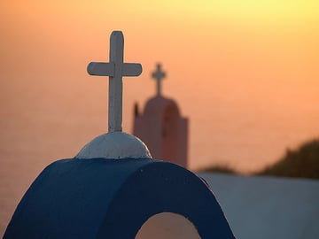 Image Credit: Oia Cross by JDN