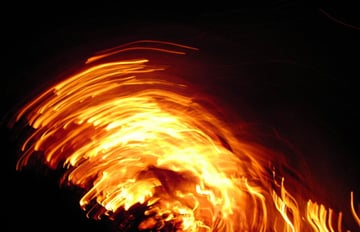 halloween and bonfire photos