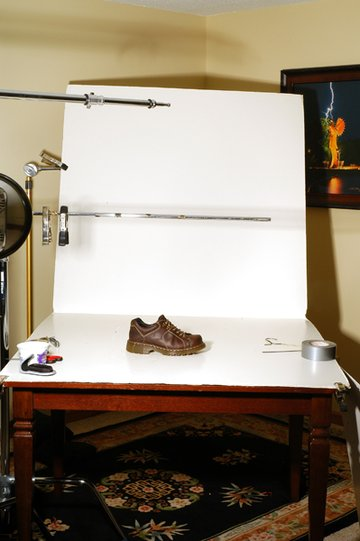 product photography and lighting
