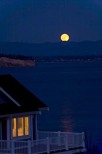 moon photography