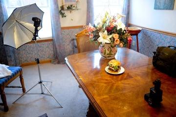 food photography tutorial