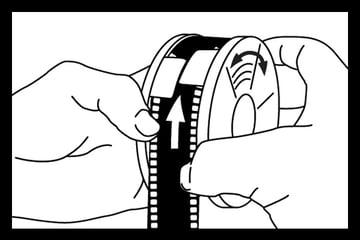 Loading the Reel