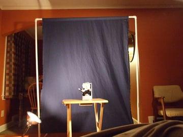 home photography studio