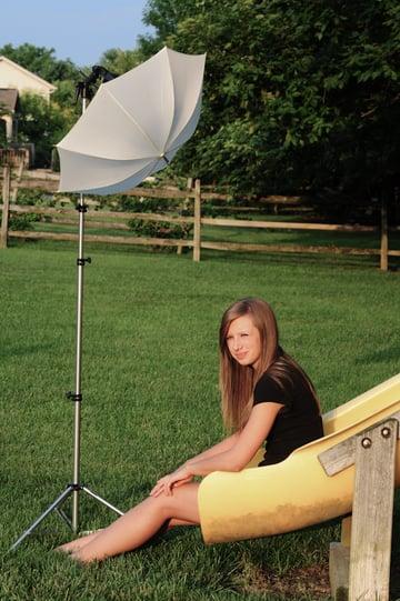 one light photography lighting tutorial