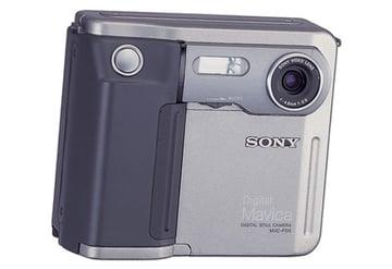 digital photography history
