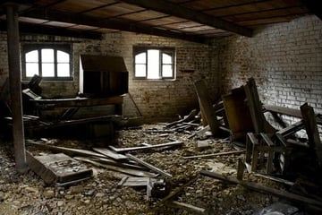 urban decay photography