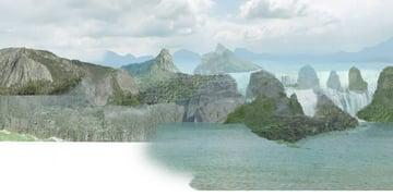 mountain-05 duplicate render