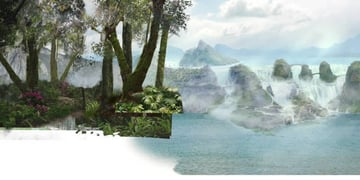 jungle-01 duplicate render