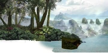 cliff-02 render