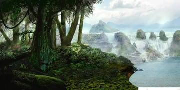 jungle-06 render