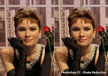 Camera Shake example