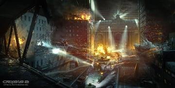 Crysis 2 - Concept 04 by Marek Okon