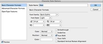 Top 10 Typographic Features of Photoshop CC