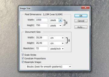 settings texture