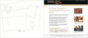 Sketch to Website