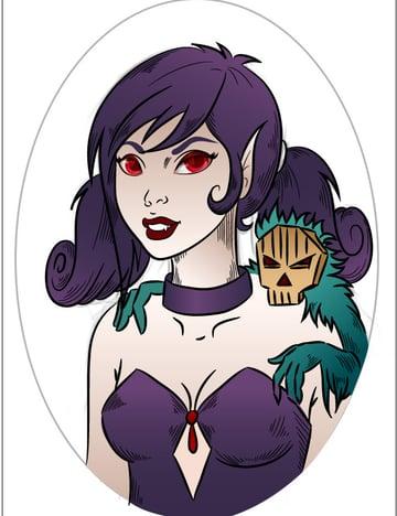 Vampiress_Adding_Body_Gradients