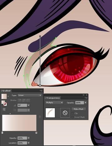Vampiress_Adding_Shadow_above_Eye