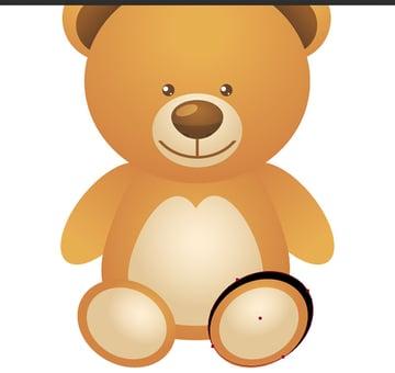 43_Teddy_Bear_head_paw_shadow