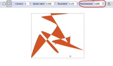 randomized polygon