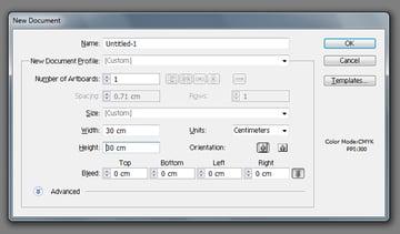 document size