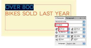 change over 800