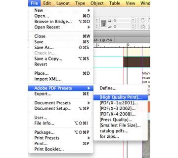 high quality print pdf