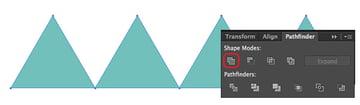 unite triangles