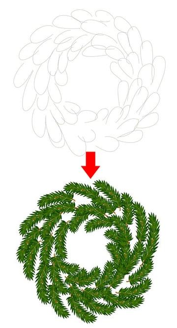 5_xmas_wreath_brush