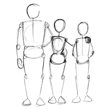 How proportions convey info